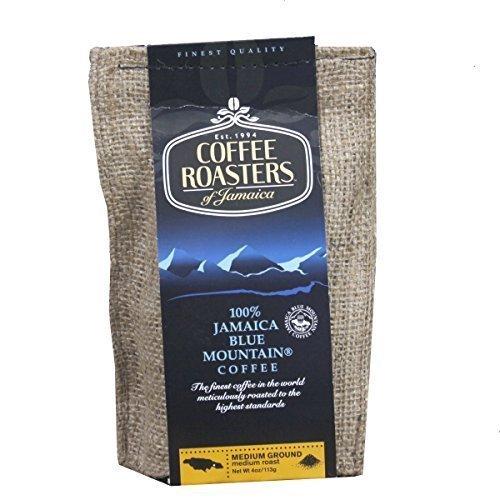 Blue Mountain Coffee 100% Jamaica geröstet und gemahlen (56.6g Beutel) indem Coffee Roasters