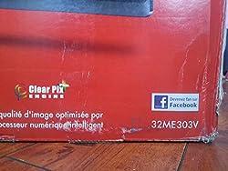 top rated Magnavox 32ME303V LED HDTV, 32 inch, 720p, black 2021