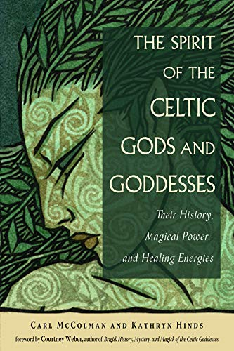 The Spirit of the Celtic Gods and Goddesses: Their History, Magical Power, and Healing Energies (English Edition)