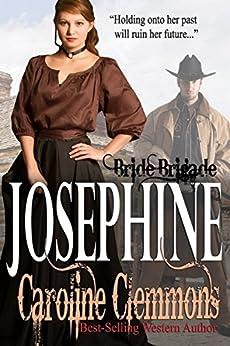 Josephine (Bride Brigade Book 1) by [Caroline Clemmons]