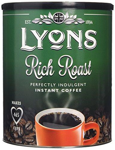 Lyons Rich Roast Coffee Granules 750 g (Pack of 1)