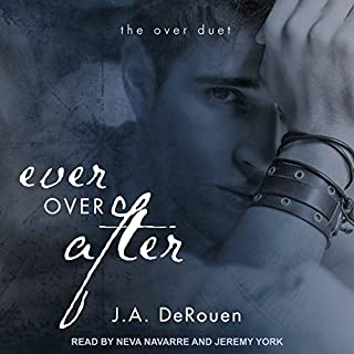 Ever over After audiobook cover art
