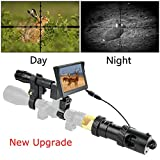 Best Rifle Scopes - BESTSIGHT DIY Digital Night Vision Scope for Rifle Review