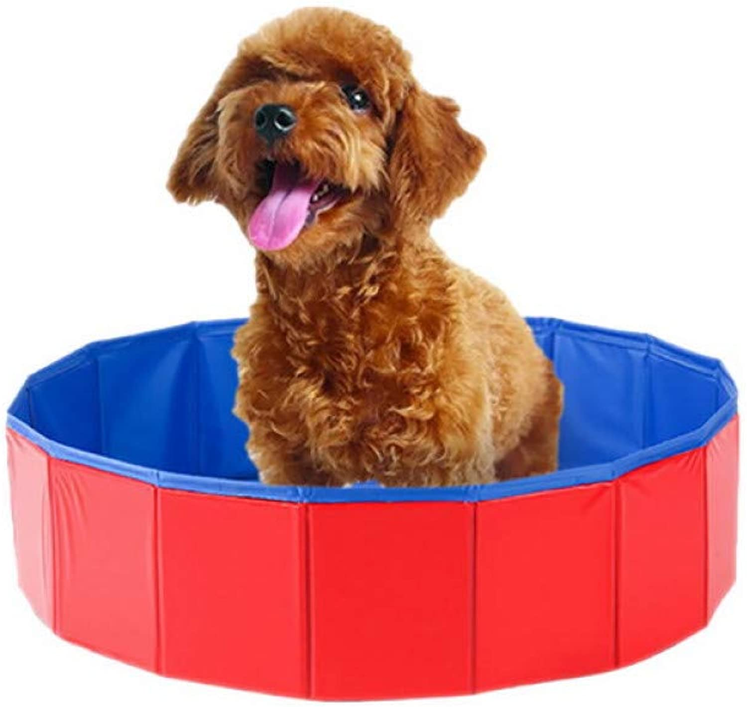 Cat dog bath suitable for medium large dogs for pets bath for small dogs PVC can be equipped with waterproof pet accessories for dog baths