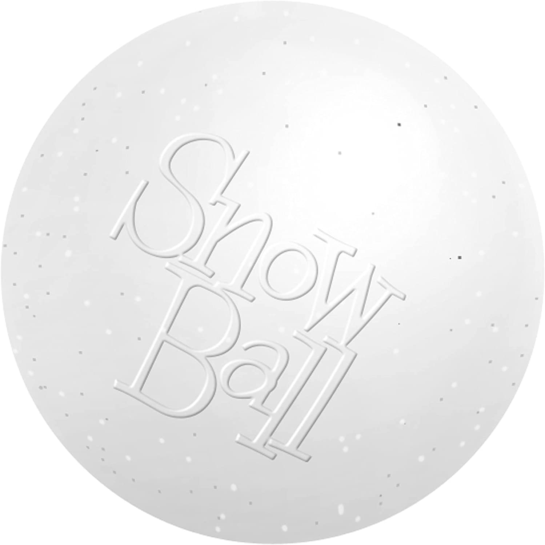 Detroit Mall Schylling overseas Snow Ball Stress Crunch