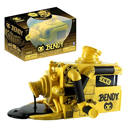 Bendy and The Dark Revival - Ink Machine Slime Playset