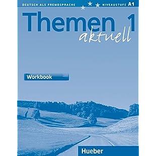 Themen Aktuell Workbook 1 Bilingual Workbook:Animalnews