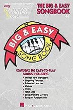 Big & Easy Songbook: Easy Electronic Keyboard Music Vol. 44