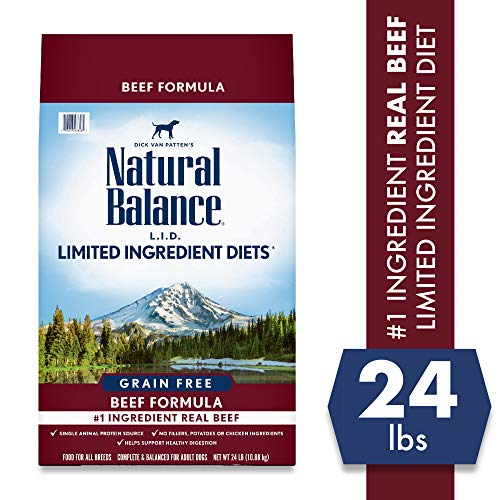 Natural Balance Limited Ingredient Diets Beef...