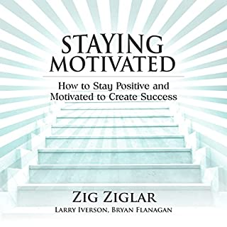 Staying Motivated cover art