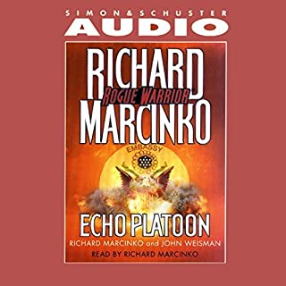 Rogue Warrior: Echo Platoon cover art