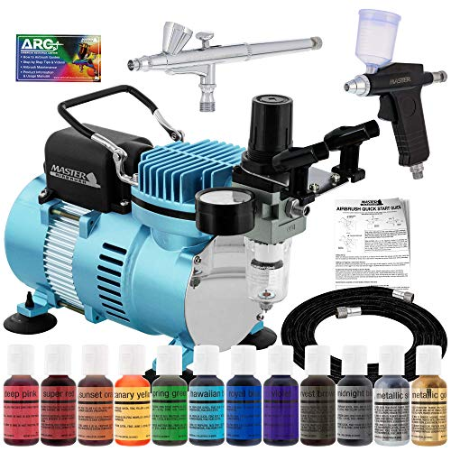 Super Deluxe 2 Airbrush Master