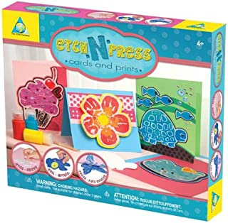The Orb Factory Etch-N-Press Cards and Prints