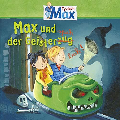 Max und der Geisterspuk Titelbild