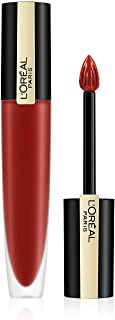 L'Oréal Paris Rouge Signature 115 I am Worth It Pintalabios Mate Permanente Rojo - 7 ml