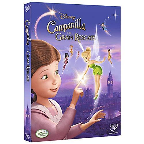 Campanilla y El Gran Rescate [DVD]
