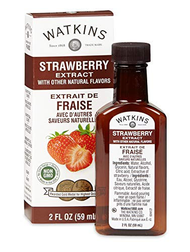 Watkins Strawberry Extract