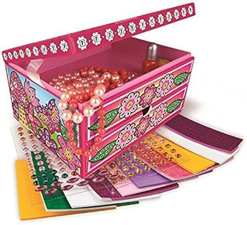 Orb Factory Sticky Mosaics Fairy Jewellery Box New 2014 by Sticky Mosaics