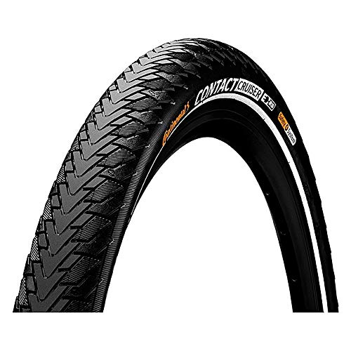 Continental Neumáticos para Bicicleta, Adultos Unisex, Negro, Talla Única