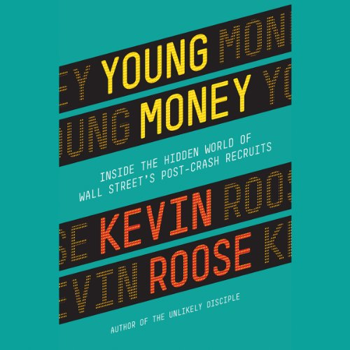 Young Money audiobook cover art