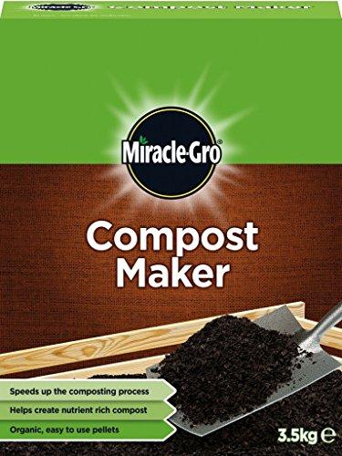 Miracle-Gro - Kompostbeschleuniger in Braun, Größe 3.5kg