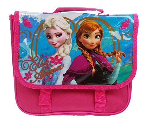 Disney Sac à dos cartable Reine des Neiges 29 cm rose