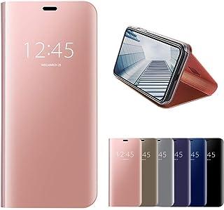 حافظة HMOON Mirror Flip Case for Galaxy A10S