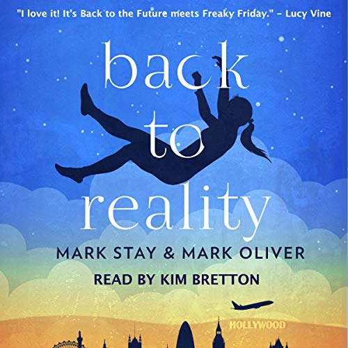 Back to Reality: A Novel audiobook cover art