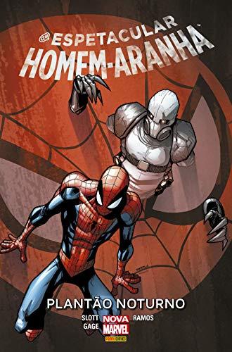 Espetacular Homem Aranha 5: Plantão Noturno