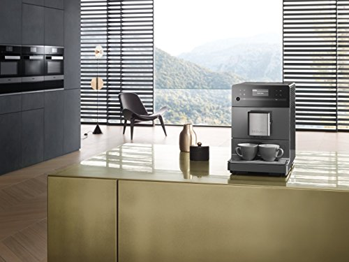 Miele-Kaffeevollautomat-OneTouch-und-OneTouch-for-Two-Zubereitung-automatische-Splprogramme-komfortable-Reinigungsprogramme-entnehmbare-Brheinheit-Edelstahl-Kegelmahlwerk
