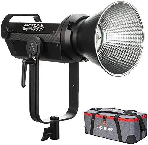 Aputure All items Max 82% OFF in the store 300x Bi-Colour LED Continuous Ultimate U Lighting Output