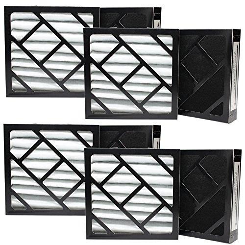 UpStart Battery 8er Pack Ersatz Bionaire 2845(900) Luftbefeuchter Filter–Kompatibel Bionaire 911D Luftfilter