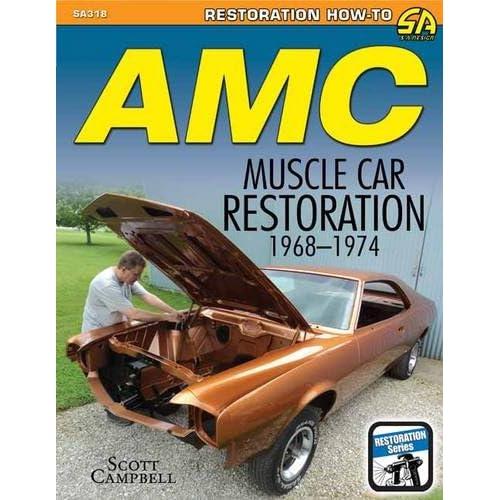 amc javelin restoration parts