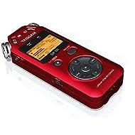 Tascam PORTABLE DIGITAL RECORDER-RED (VERSION 2) (DR 05