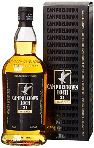 Campbeltown Loch 21 Years Old mit Geschenkverpackung Whisky (1 x 0.7 l)