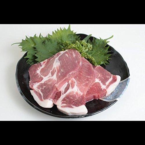 黒豚「匠」【鹿児島】肩ロースとんかつ・ポークステーキ用(100gx5枚)