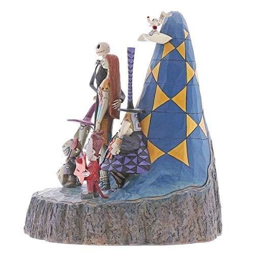 What a Wonderful Nightmare (Nightmare Before Christmas) Figurine [Edizione: Regno Unito]