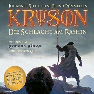 Die Schlacht am Rayhin Titelbild