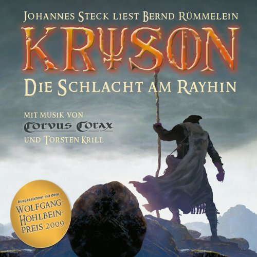 Die Schlacht am Rayhin (Kryson 1) audiobook cover art