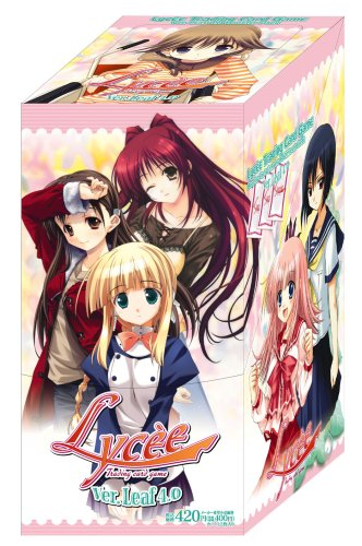 Lycee leaf version 4.0 BOX (japan import)