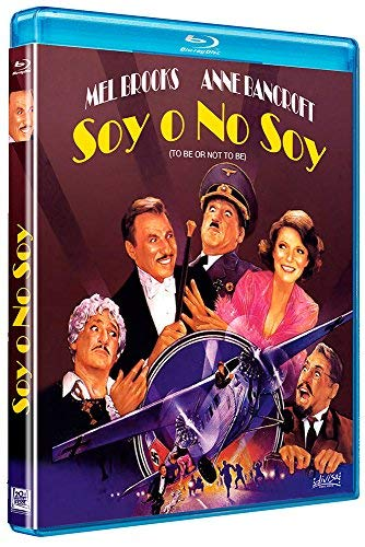 Soy O No Soy / To Be Or Not To Be (1983) (Blu-Ray)
