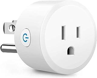 Zigbee Smart Plugs, Smart Outlets Work with Amazon Echo Plus Hub, SmartThings, Zigbee HA Hub, Alexa Home Assistant, Voice ...