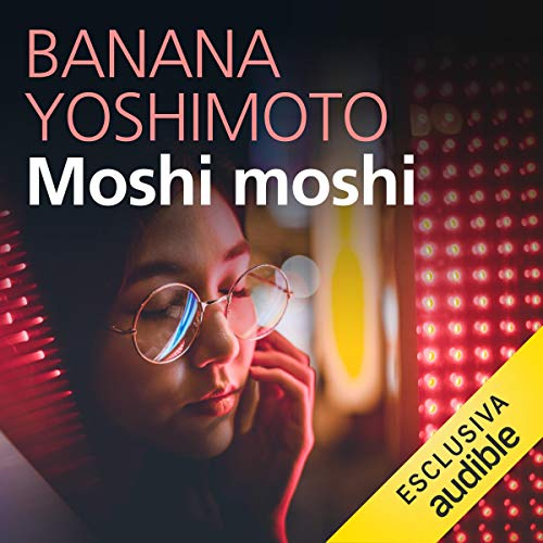 Moshi moshi audiobook cover art