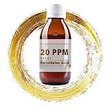 Kolloidales Gold 20PPM Braunglasflasche 1000ml - hoch konzentriert (Reinheitsstufe 99,99%) Colloidal Gold (1000ml) -