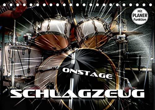Calvendo -  Schlagzeug onstage