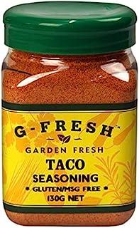 G-Fresh Taco Seasoning, 130 g