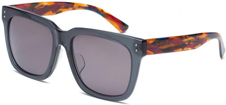 SUNGLASSES New Retro Camo Character Box Sunglasses