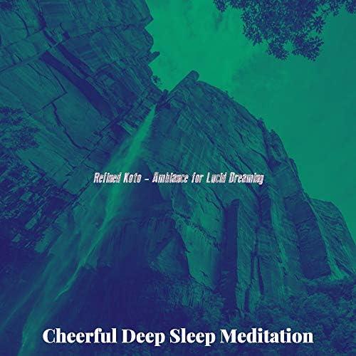 Cheerful Deep Sleep Meditation