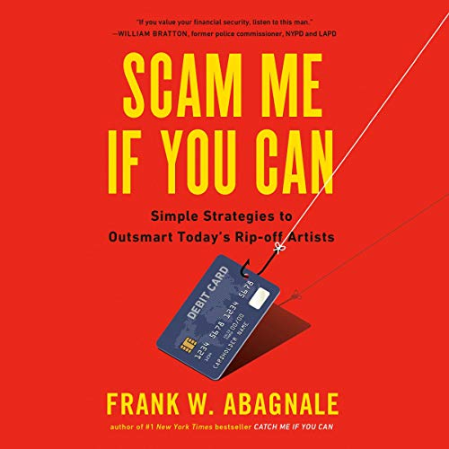 Page de couverture de Scam Me If You Can