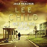 Never Go Back - (Jack Reacher 18) - Audiobooks - 29/08/2013